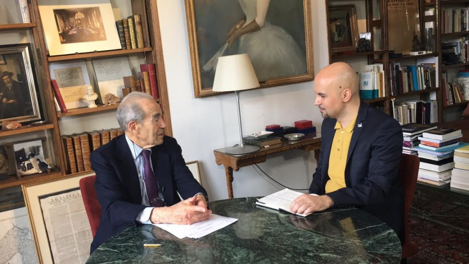 Robert Badinter 17 mai 2017